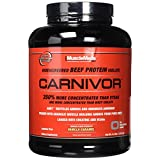MuscleMeds Carnivor Beef Protein Isolate Powder, Vanilla Caramel, 56 Servings