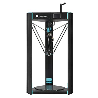 ANYCUBIC D Delta Kossel Impresora 3D pre-montada con Ultrabase ...