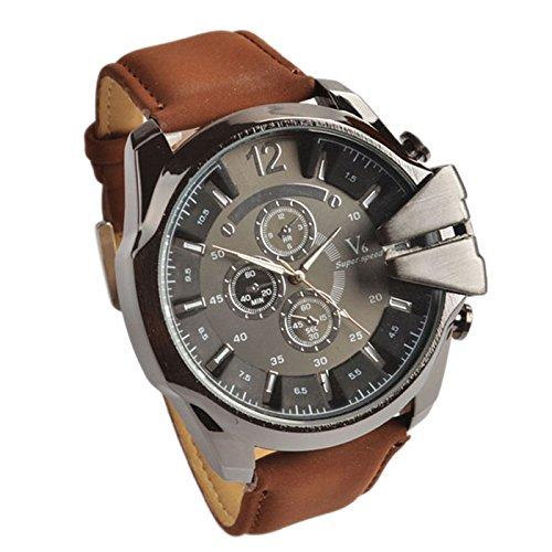 Caliente Deportes Relojes al por mayor reloj reloj de cuarzo calendario impermeable hombres reloj de pulsera calendario cuarzo reloj bx-8602: Amazon.es: ...