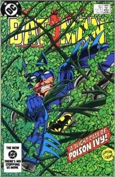 Batma (Comic Book Poison Ivy Costumes)
