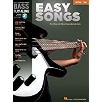Easy Songs [With CD (Audio)]: 34 (Bass Play-along)
