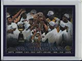 2000 Topps - 1999 - 2000 NBA Champions - Card 155
