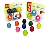 Crayola My First Palm Grip Crayons for Toddlers, 9ct, Gift (Amazon Exclusive)