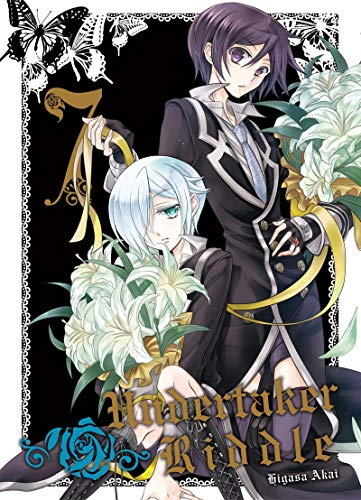 Undertaker Riddle, Tome 7 :
