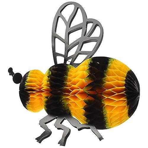Beistle 55714 Tissue Bee 8 Inch