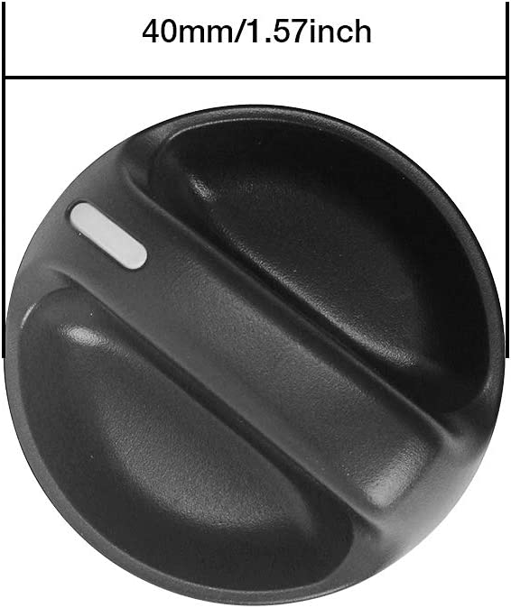 Festnight A//C Climate Control Knobs Air Conditioner Heater Control Switch Knob Fit for Toyota Tundra 2000-2006