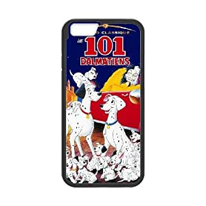 iPhone 6 Plus 5.5 Inch Phone Case 101 Dalmatians Cover Personalized Cell Phone Cases NGH829407