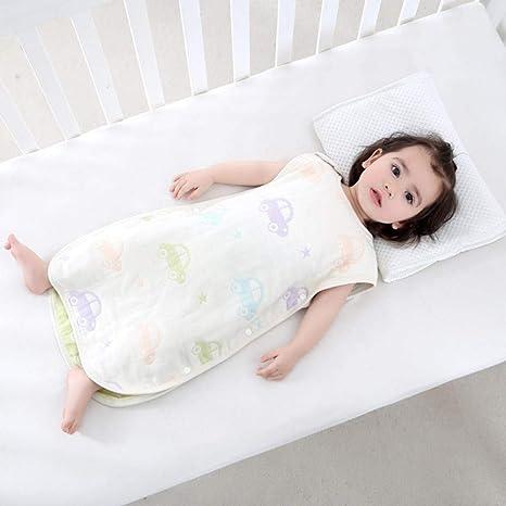 Saco De Dormir Para Bebé El Acondicionador De Aire Tipo Gasa De ...