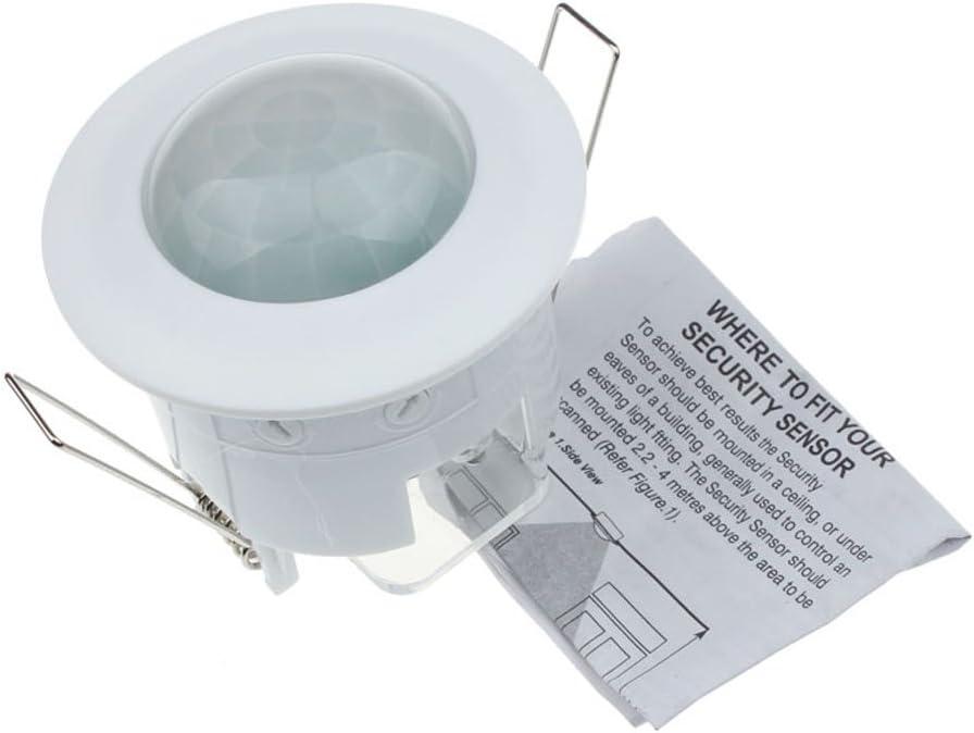 180° LED Outdoor 110-220V Infrared PIR Motion Sensor Detector Wall Ligh L0C0