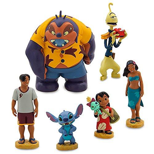 Stitch Disney Character - Disney Lilo & Stitch Figure Play Set