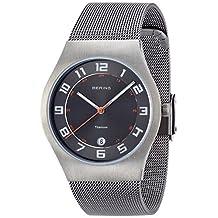 BERING watch Ultra Slim Titanium 11937-007 Men's [regular imported goods]