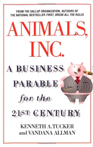 Download Animals, Inc.: A Business Parable for the 21st Century pdf epub