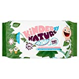 Jackson Reece Kinder by Nature Natural Unscented Baby Wipes (64) - Pack of 2