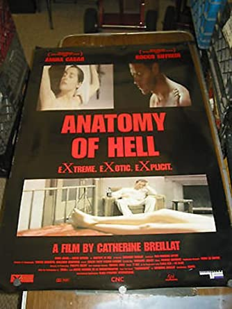 Anatomy Of Hellorig Us One Sheet Movie Poster Ceillat Rocco