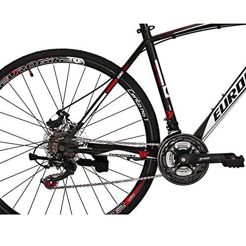 Amazon.com: Bicicleta de carretera LZ-550 Disco de Freno de ...