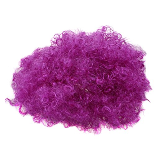 Afro  (Disco Afro Wig In Black)