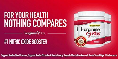 L Arginine Plus Raspberry Heart Health Supplement