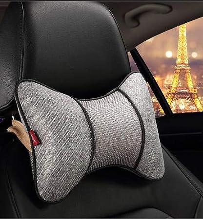 Amazon.com: QCTZ - Cojín para reposacabezas de coche, 2 ...