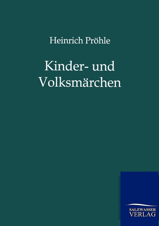 Kinder- und Volksmärchen (German Edition) pdf epub