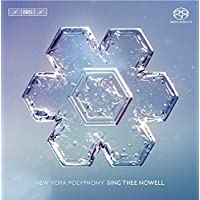 Sing Thee Nowell | Christmas Music [New York Polyphony] [BIS: BIS2099]