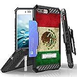 Spots8 Apple iPhone 7 Plus Case Belt Cli