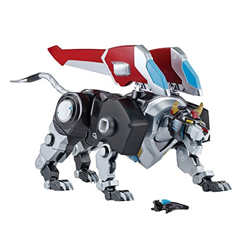 Voltron Legendary Defender Action Figure Black Lion