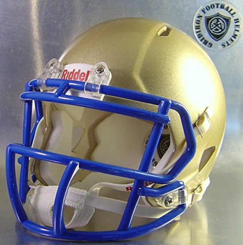 2014 Texas Longhorns Football - Hamshire-Fannett Longhorns 2013-2015 - Texas High School Football MINI Helmet