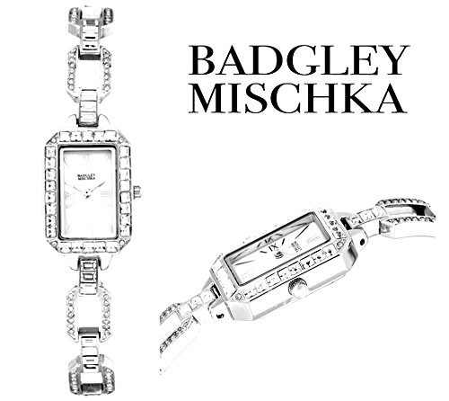 badgley-mischka-womens-ba-1359mpsv-swarovski-crystal-stainless-steel-band-watch