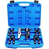 Quick change Interchangeable Ball Joint Remover Puller Tool Set Tie Rod End Separator Remover Puller 20 - 30mm