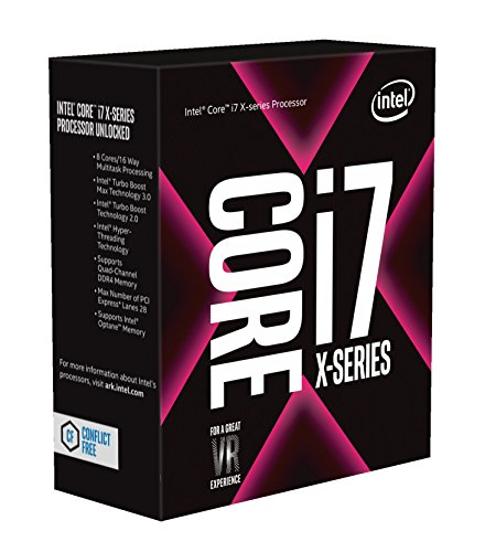 Picture of an Intel Core i77820X Processor 735858344128