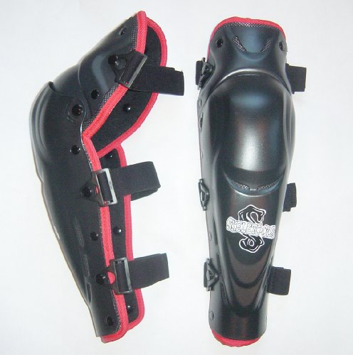 Mountainbike knee guards