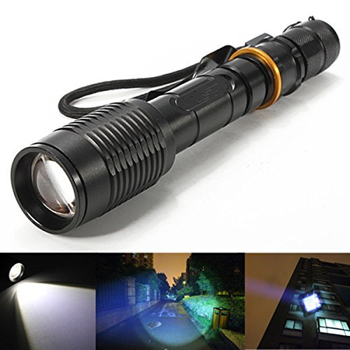 ihp-black-2x-5000lumen-cree-xml-t6-zoom-led-flashlight-rechargeable-18650-battery-charger-by-inter-h