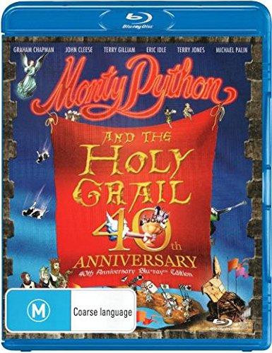 Monty Python and Holy Grail [40th Anniversary] [Import - Australia]