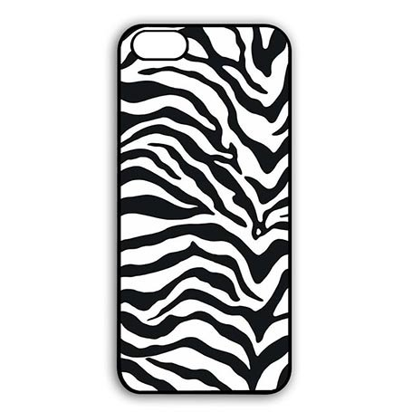 Coolest Zebra Print iPod Touch 6 Generation 6th Anti-dust Best Case Protection Romantic (Coolest Cartoon Characters)