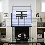 MantelMount MM340 Above Fireplace Pull Down TV
