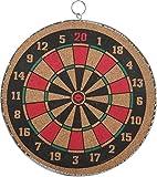 WOOD-O-PLAST Dart Board (16 inch)
