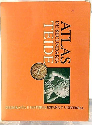 Atlas, geografía e historia España y Universal, ESO: Amazon.es: Hernández, F. X.; Ríos Calvet, J.: Libros