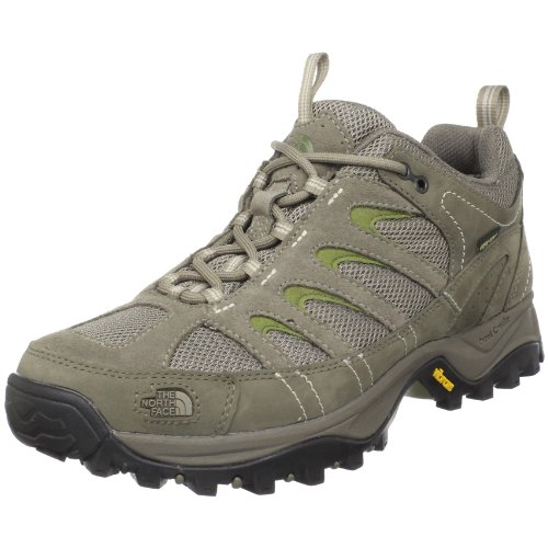 The North Face TNF Crestone GTX XCR Hiking Shoes Men Khaki T-41