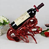 European creative resin wine rack accessories home living room Cabinet decorative ornaments