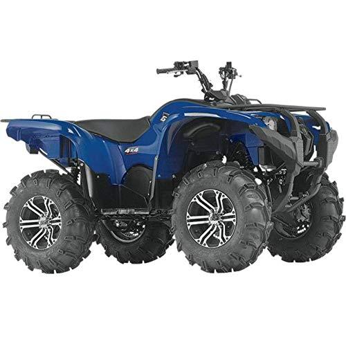 ITP Mud Lite XL, SS212, Tire/Wheel Kit - 26x12x12 - Platinum 46531L