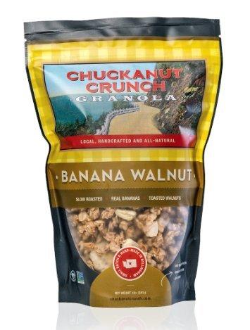 ACME VALLEY FOODS Banana Walnut Crunch Granola, 12 ()