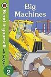 Read It Yourself with Ladybird Big Machines (mini Hc): Level 2