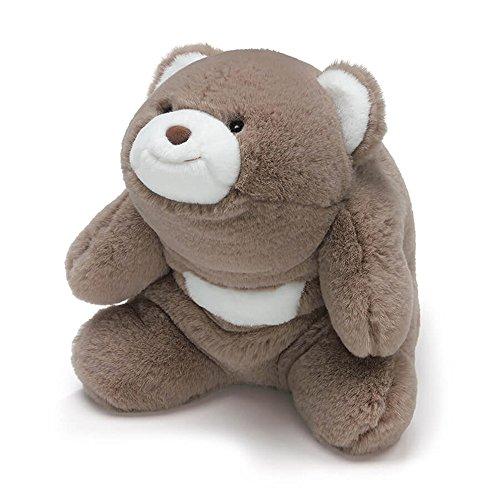 GUND Snuffles Teddy Bear Stuffed Animal Plush, Taupe, 10
