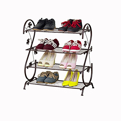 zebra shoe rack - 4