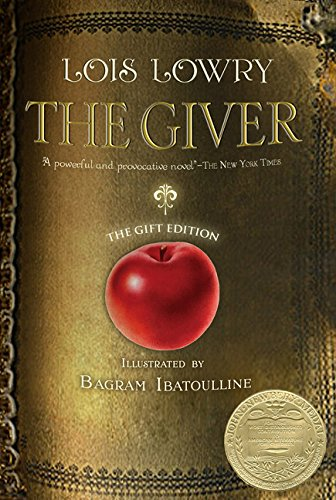 The Giver (illustrated; gift edition) (Giver Quartet)