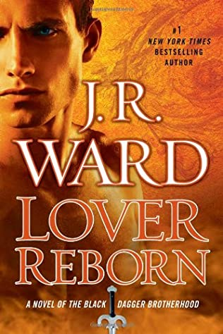 book cover of Lover Reborn