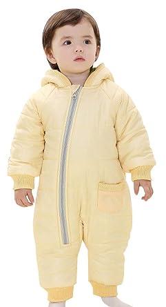 Foucome - Traje de Nieve - para bebé niño: Amazon.es: Ropa y ...