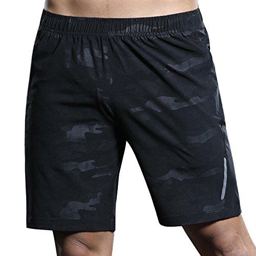 走る名詞ミキサーSen YR スポーツ ショートパンツ メンズ 吸汗速乾 ハーフパンツ 通気性 メッシュ チノパン ゆったり 半ズボン 迷彩 短パン 大きいサイズ