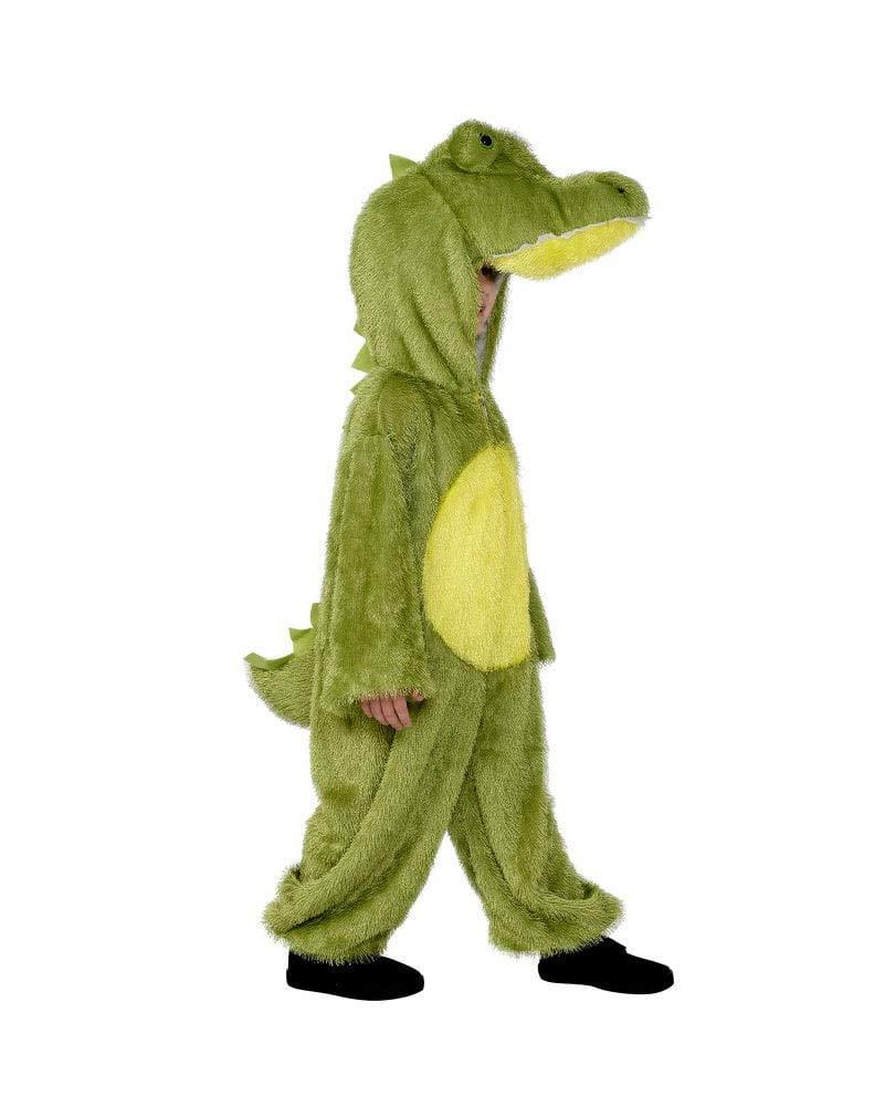 Horror-Shop Traje del cocodrilo para niños M 130-143: Amazon.es ...