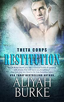 Restitution (Theta Corps Book 1) by [Burke, Aliyah]